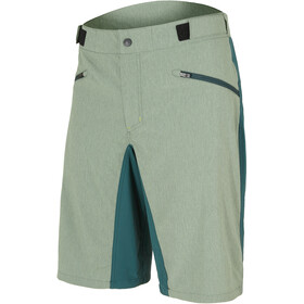 Ziener Ebner Cycling Shorts Men green/teal